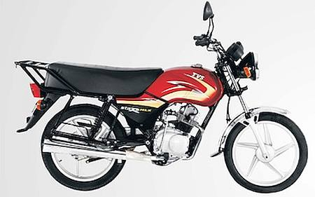 TVS StaR HLX 125: Made for Africa