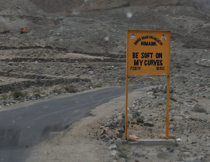 Road signs: Funny, poetic, wise and grammatically incorrect!
