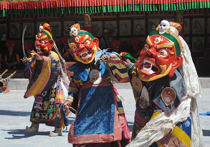 Hemis Festival in 18 stunning photographs