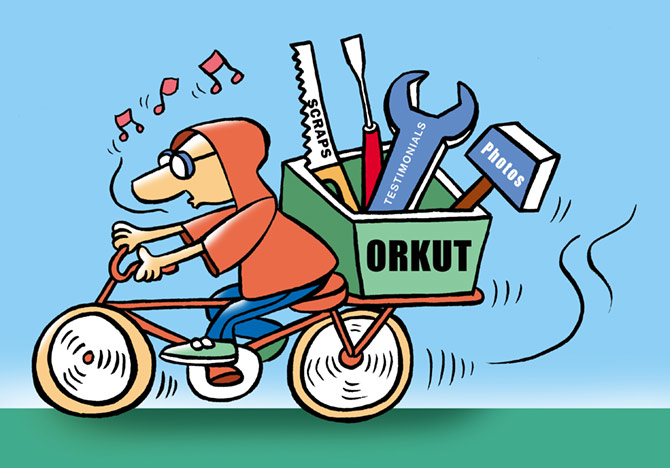 Bye-bye Orkut; you'll be sorely missed!