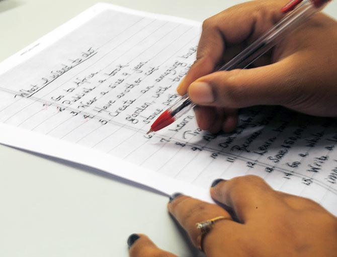 9. Make a list