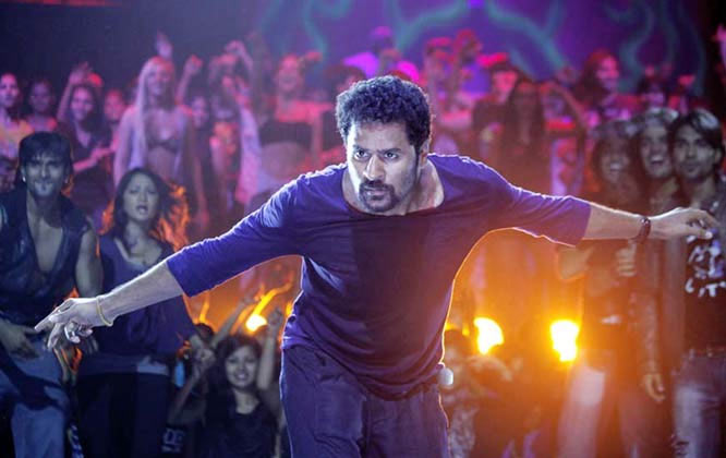A still from ABCD: Anybody Can Dance