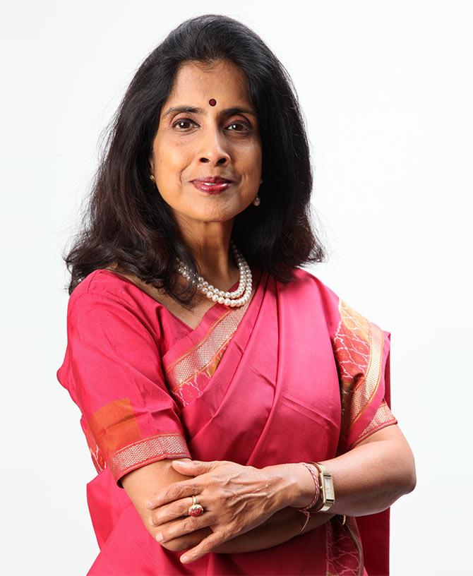Shanti Ekambaram, President of Consumer banking, Kotak Mahindra Bank