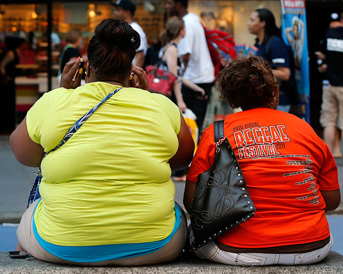 Changing times: Being overweight may be better for your heart