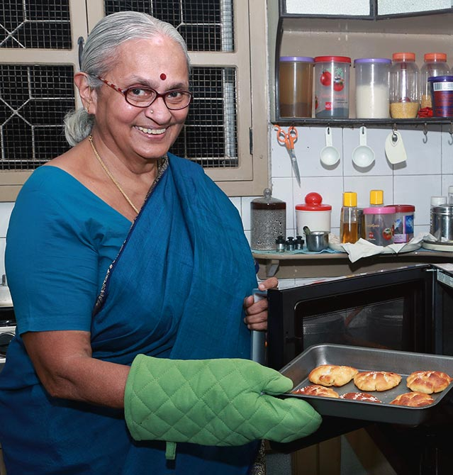 Chitra Viswanathan's cooking app 'Chitvish' is available for both iPad and Android users.