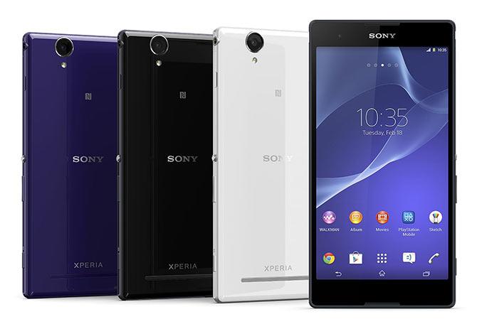 Sony Xperia T2 Ultra