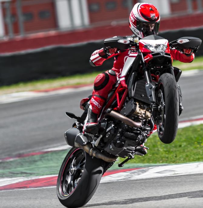 5 reasons why this Ducati motorcycle is unique