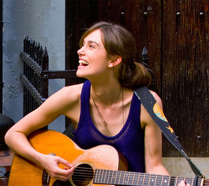 The film Begin Again true to its title, tells you to look at life from a fresh perspective.