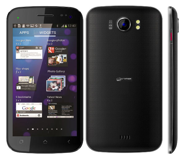 Micromax Canvas 2