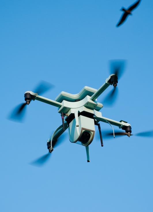 UAV developments