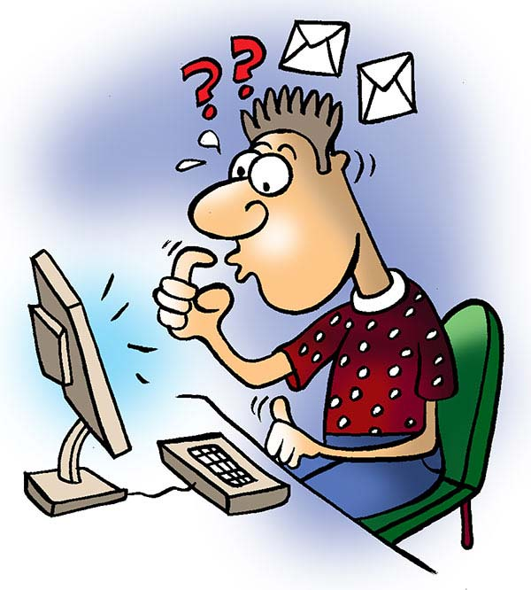 Do you pay attention to the subject and purpose of your e-mail?