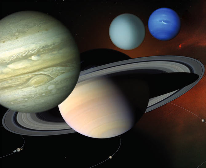 biggest to smallest planets in solar system - photo #27