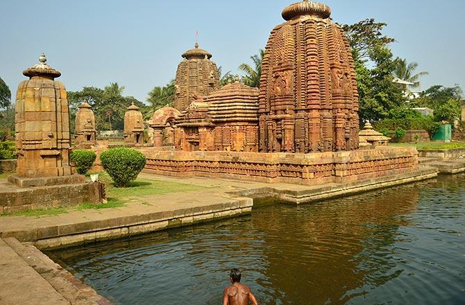 Mukteswar Temple, Odisha