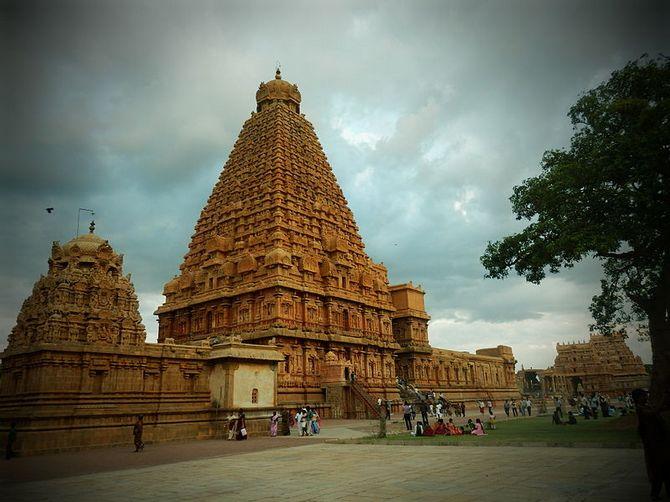 The Brihadeeswarar Temple