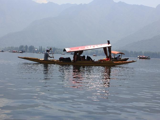 Dal Lake, Srinagar, Kashmir