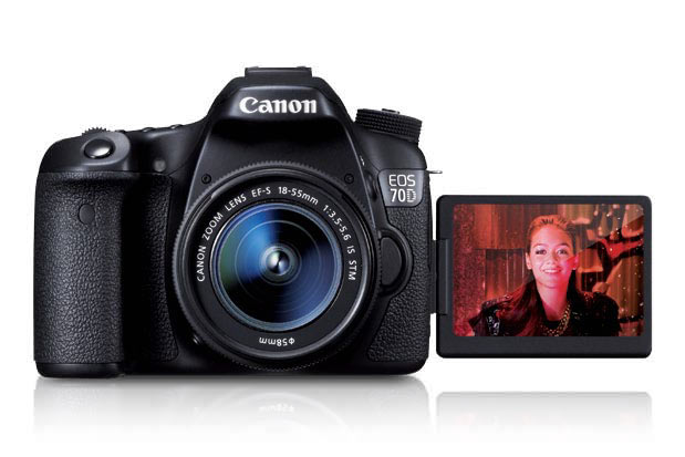 Canon EOS 70D: 10 things you may not know