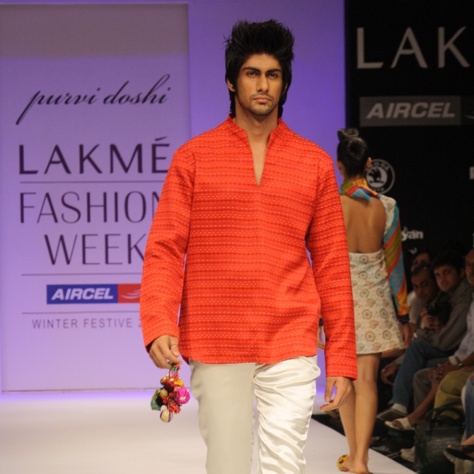 Do you *really* need a reason to wear a comfortable cotton kurta?