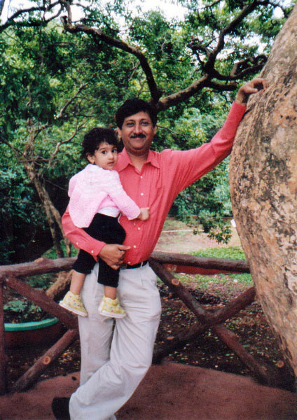 #Dad-n-me: 'I still follow the principles he taught me'