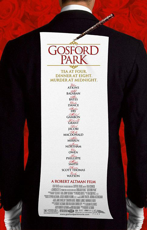3. Gosford Park