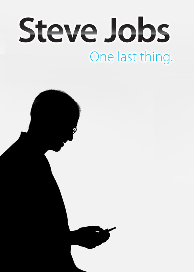 4. Steve Jobs: One Last Thing