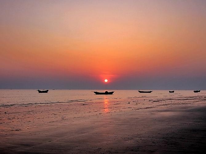 Gangasagar Island, West Bengal