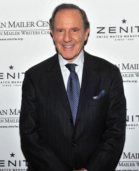 Mortimer Zuckerman attends the 3rd Annual Norman Mailer Center Gala.
