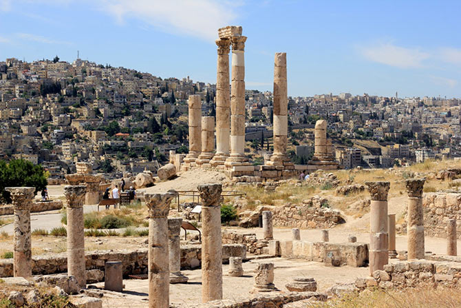 My visit to Amman, Jordan -- in pictures