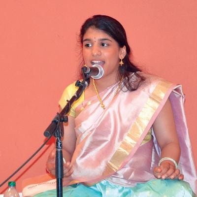 Maya Lakshmi Srinivasan