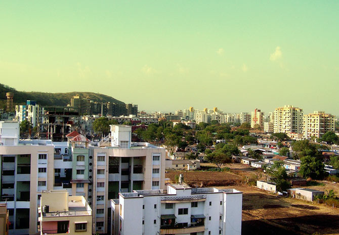 8. You consider Pune a suburb of Mumbai