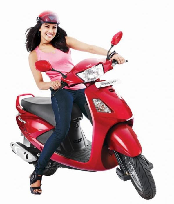 Click. Vroom: Top 5 automatic scooters in India