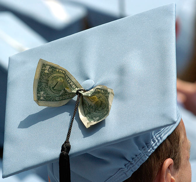 Find out which college degrees will fetch you a plum salary in the US.