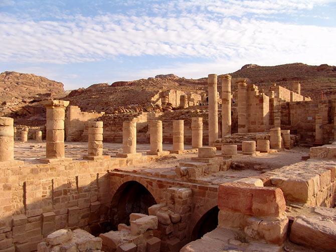 Petra World Heritage Site, Jordan