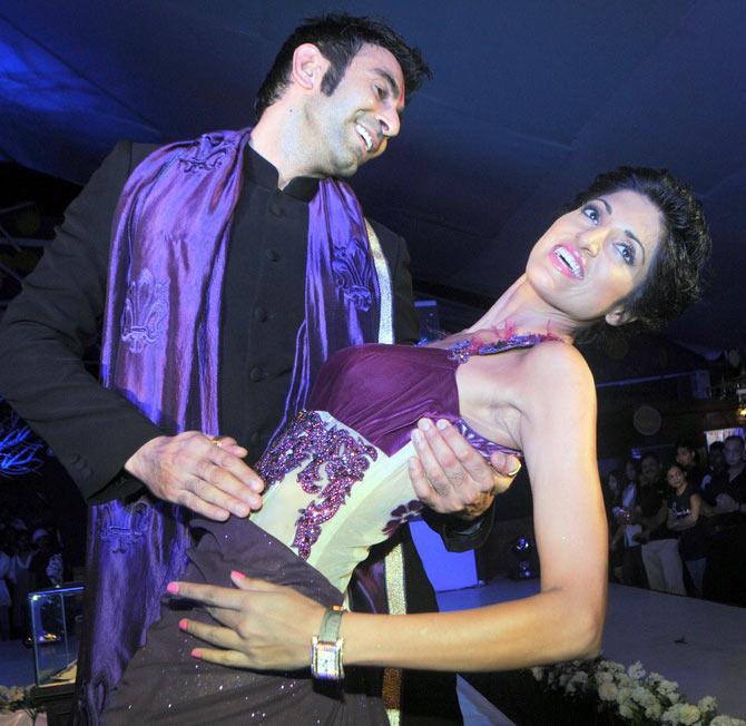 Sandip Soparrkar and Jesse Randhawa