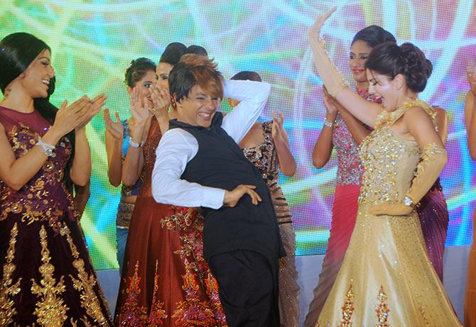 Koena Mitra, Rohhit Verma and Sunny Leone