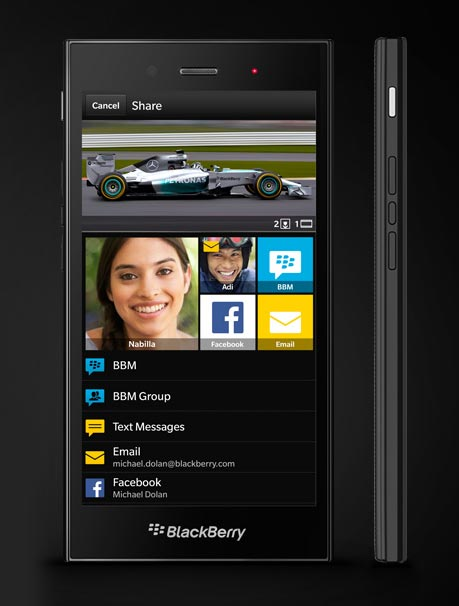 Take this: BlackBerry Z3 is no match for the Moto G!