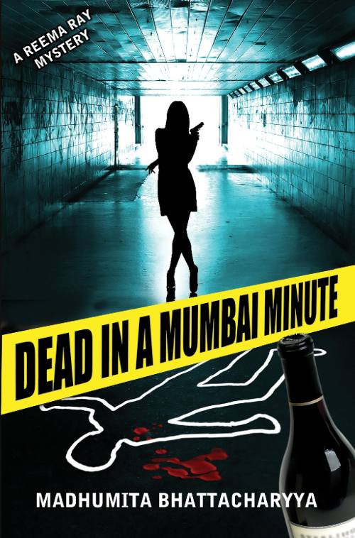 Book cover of Dead In A Mumbai Minute