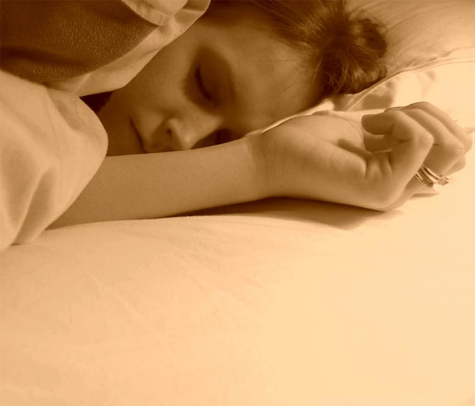Zzzzz! 5 remedies to sleep better