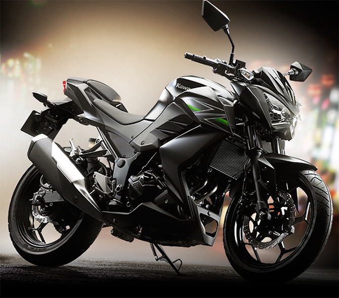 Kawasaki Z250: 10 reasons why its the best