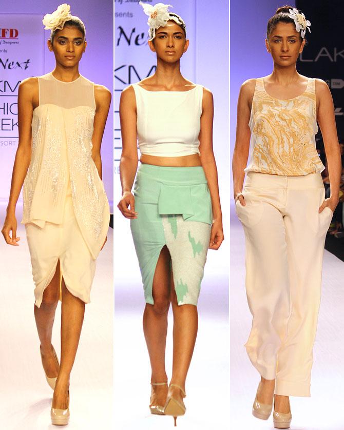 Parul Bhargava's creations