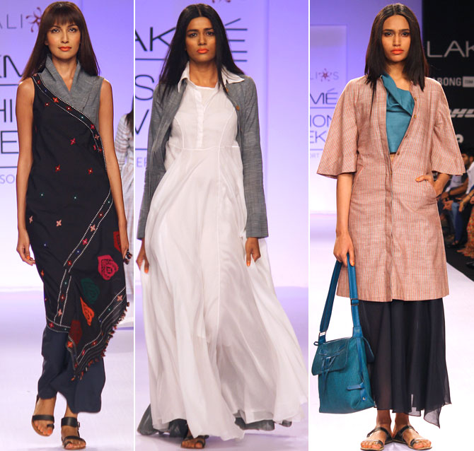 Assamese weaves for sultry summers