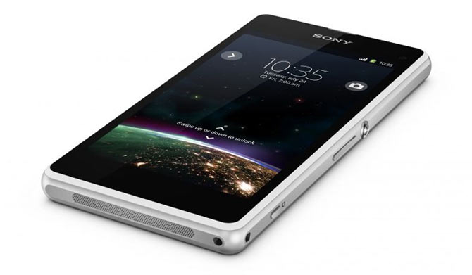 The Sony Xperia Z1 Compact