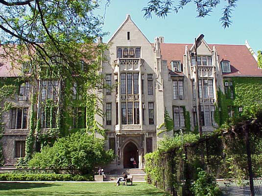 The University of Chicago.