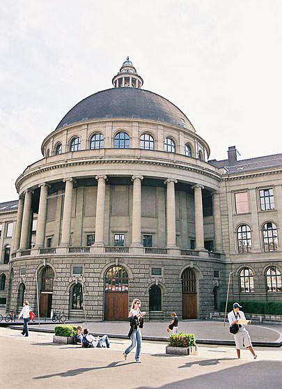 ETH Zurich, Switzerland.