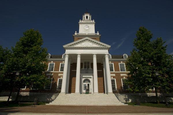 Johns Hopkins University.