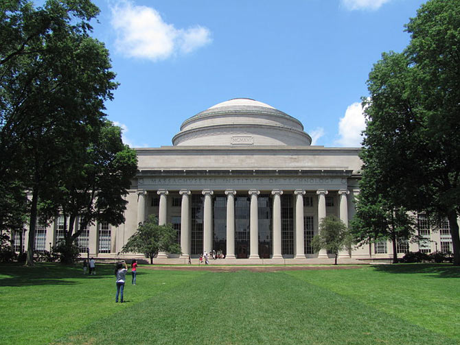 Massachusetts Institute of Technology, MIT