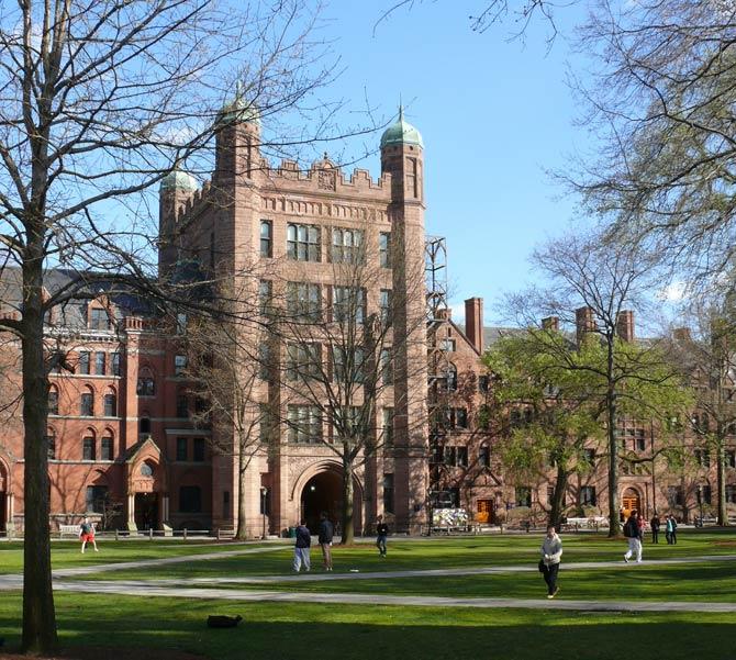 Yale University.