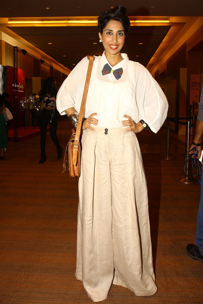 Kamya Arora, TV journalist