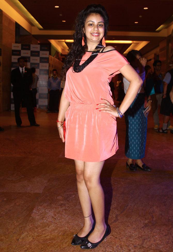 Roshita Jain, student, INIFD, Indore