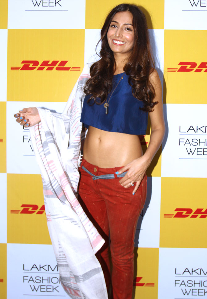 Unabashedly sexy: Monica Dogra is drop dead gorgeous!