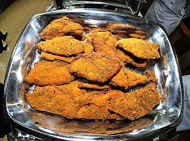 Sesame Fish Fry